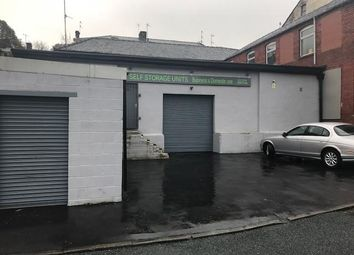 Thumbnail Commercial property to let in Self Store, Griffin Works, Clement Street, Accrington, Lancashire