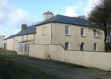 Thumbnail 8 bed detached house for sale in Llanreithan House, Mathry, Haverfordwest, Pembrokeshire
