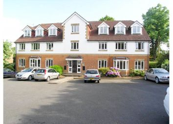 Thumbnail 1 bed block of flats to rent in Alexandra Gardens, Knaphill, Woking