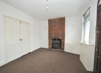 Thumbnail 2 bedroom terraced house to rent in Cardwell Street, Northwood, Stoke On Trent, Staffordshire