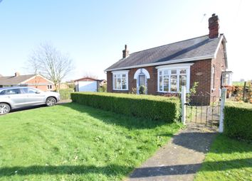 Thumbnail 2 bed detached bungalow for sale in Cliff Road, Winteringham, Scunthorpe