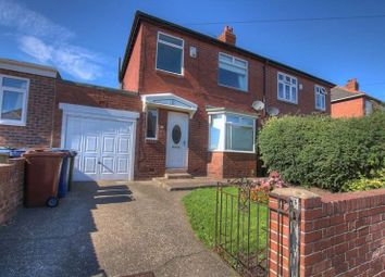 Thumbnail 3 bed semi-detached house to rent in Legion Road, Newcastle Upon Tyne