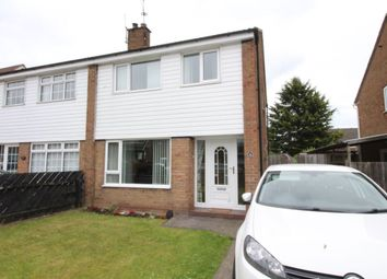 Thumbnail 3 bed semi-detached house for sale in Kingsway, Carrickfergus