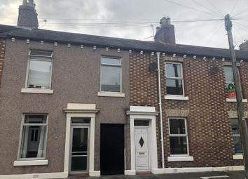 Thumbnail 3 bedroom terraced house to rent in Cumberland Street, Denton Holme, Carlisle