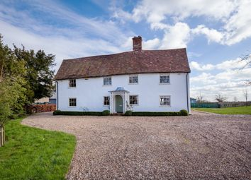 Thumbnail 6 bed detached house for sale in Finkle Green, Birdbrook, Essex