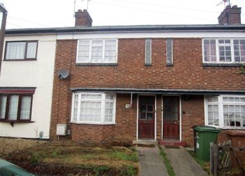 Thumbnail 2 bed terraced house to rent in Montagu Road, Peterborough