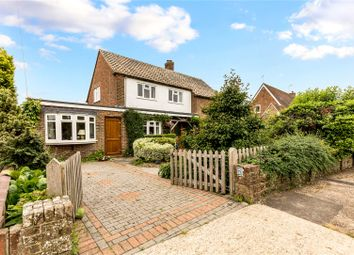 Thumbnail 3 bed detached house for sale in Flaxman Avenue, Chichester, West Sussex
