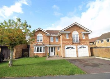 5 bed detached house for sale in Muncaster Way, West Haddon, Northampton NN6