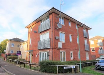 Thumbnail 2 bed flat for sale in Medbourne, Milton Keynes