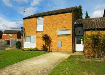 Thumbnail 4 bed link-detached house to rent in Hawthorne Lane, RAF Lakenheath, Brandon
