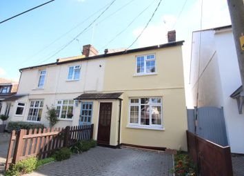 Thumbnail 3 bed semi-detached house to rent in Quay Lane, Kirby-Le-Soken, Essex