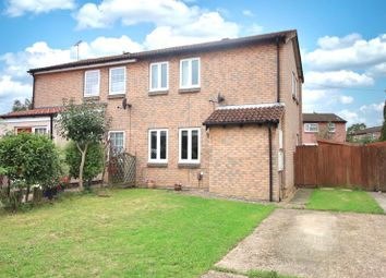 Thumbnail 2 bed semi-detached house for sale in Hawthorn Close, Hedge End, Southampton