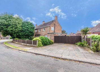 Thumbnail 3 bed semi-detached house for sale in Chestnut Drive, Nuthall, Nottingham