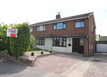 Thumbnail 3 bed semi-detached house for sale in Grange Road, Cheddleton