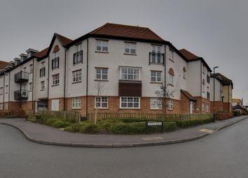 Thumbnail 2 bedroom flat to rent in Wissen Drive, Letchworth Garden City, Hertfordshire