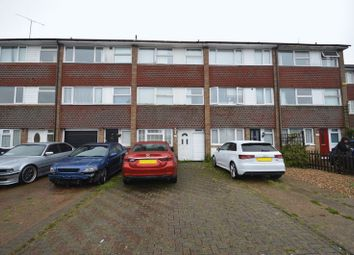 Thumbnail 4 bed terraced house for sale in Swasedale Road, Luton
