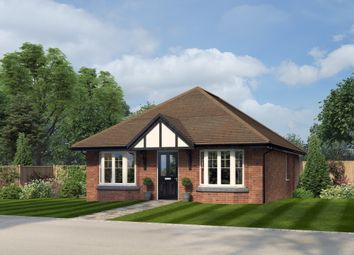 Thumbnail 3 bed detached bungalow for sale in Ledbury Road, Ross-On-Wye, Herefordshire