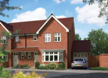 Thumbnail 3 bed end terrace house for sale in Hatchwood Mill, Sindlesham, Wokingham, Berkshire
