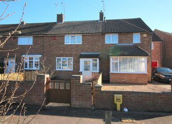 Thumbnail 3 bed terraced house for sale in Chesford Road, Luton, Bedfordshire