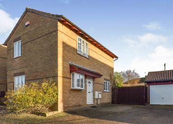 3 bed detached house for sale in Hexham Gardens, Bletchley, Milton Keynes MK3