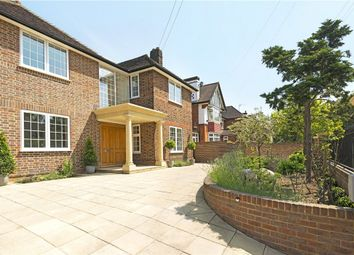 Thumbnail 5 bedroom detached house for sale in Aylmer Road, London