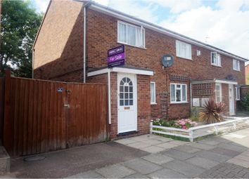 Thumbnail 2 bedroom semi-detached house for sale in Handley Street, Aylestone