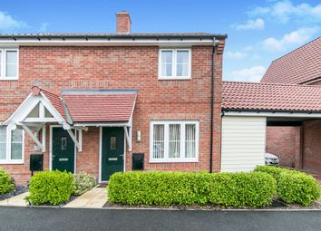 Thumbnail 2 bed semi-detached house to rent in The Sandlings, Martlesham, Woodbridge