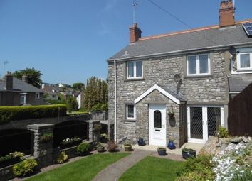 Thumbnail 3 bed semi-detached house for sale in Mead House, St. Brides Major, Bridgend.
