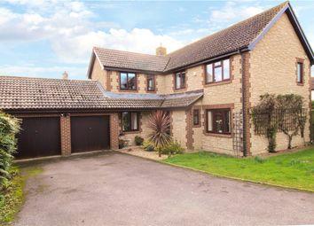 Thumbnail 5 bed detached house for sale in Northover Close, Burton Bradstock, Bridport, Dorset