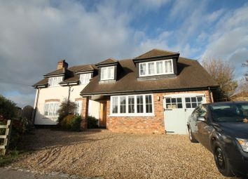 Thumbnail 4 bed detached house to rent in Caroline Drive, Wokingham, Berkshire