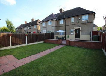 Thumbnail 3 bed semi-detached house for sale in Birdholme Crescent, Chesterfield