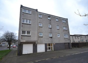 Thumbnail 2 bed flat for sale in Smithyends, Cumbernauld