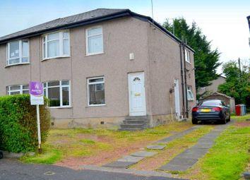 Thumbnail 2 bed flat for sale in Kingsbridge Drive, Rutherglen, Glasgow