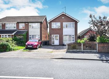 Thumbnail 3 bedroom detached house for sale in Main Street, Newthorpe, Nottingham