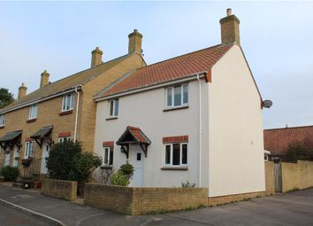 Thumbnail 3 bed semi-detached house for sale in Foxglove Way, Meadowlands, Bridport