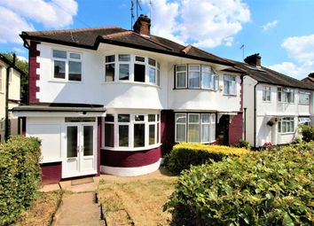 Thumbnail Semi-detached house for sale in Brook Avenue, Edgware