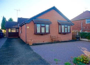 Thumbnail 2 bed detached bungalow for sale in Bakestone Moor, Worksop