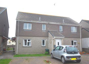 Thumbnail 1 bed flat to rent in Crosswalla Fields, Helston