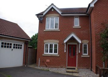 Thumbnail 3 bed semi-detached house to rent in Abbotsmead, Heybridge, Maldon