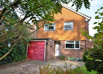 Thumbnail 3 bed detached house for sale in Heath Lane, Farnham