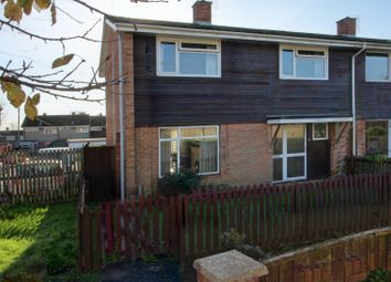 Thumbnail 3 bed semi-detached house for sale in Oak Road, Bishops Waltham, Southampton