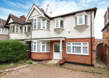 Thumbnail 3 bed maisonette for sale in Malvern Avenue, Harrow, Middlesex