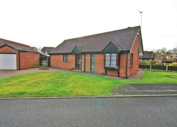 Thumbnail 3 bed detached bungalow for sale in Pendine Close, Callands, Warrington