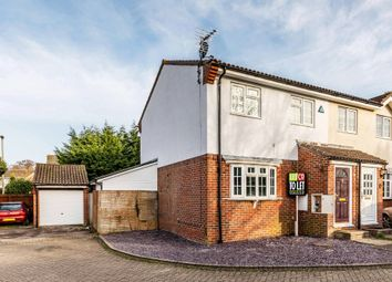 Thumbnail 3 bed semi-detached house to rent in Gilbert Way, Waterlooville