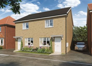 Thumbnail 2 bed detached house for sale in Landermere Road, Thorpe Le Soken