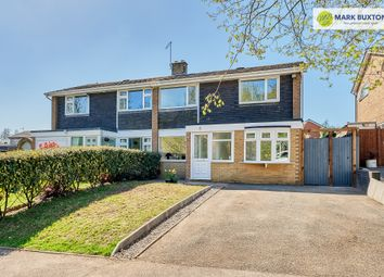 Thumbnail 3 bed semi-detached house for sale in Gallowstree Lane, Thistleberry, Newcastle Under Lyme