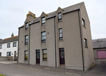 Thumbnail 2 bedroom flat for sale in 9 Kirkhill, Wick