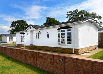 Thumbnail 3 bed mobile/park home for sale in Johnstonebridge, Lockerbie