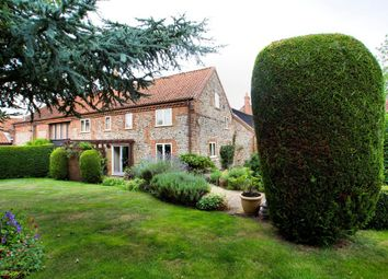 Thumbnail 4 bedroom barn conversion to rent in Thursford Road, Little Snoring, Fakenham