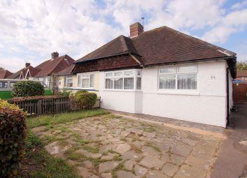 Clive Grove, Fareham PO16. 2 bed semi-detached bungalow